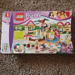 Heartlake City Pool (Lego Friends)